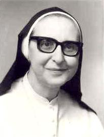 Foto Madre Rosario Fernández Pereira